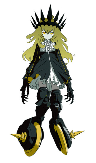 Black★Rock Shooter Cahara11_01